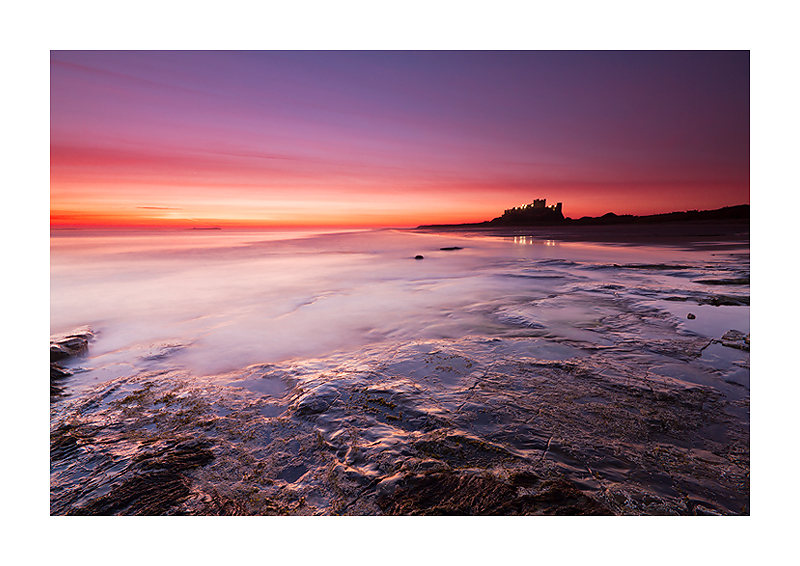 Bamburgh Light - Northumberland
