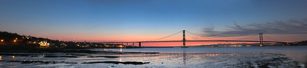 Forth Road Bridge - Panoramas