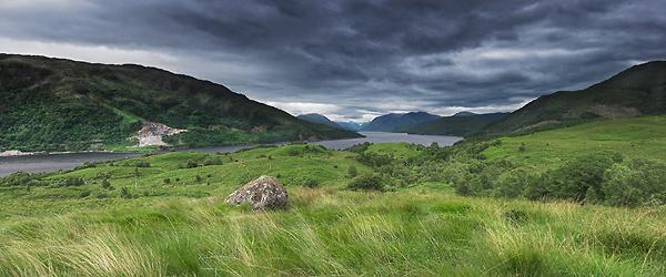 Loch Etive - Panoramas
