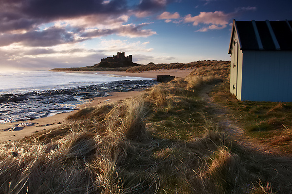 Beach Hut, Bamburgh - Northumberland