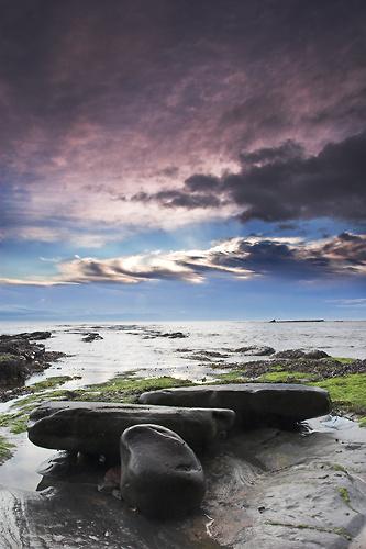 Berwick Stones - Northumberland