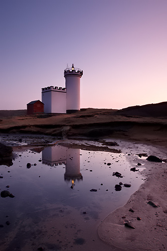 Dawn Over Elie Lighthouse - UK Scenery