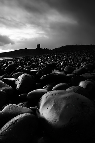 Light On The Rocks, Embleton - Northumberland