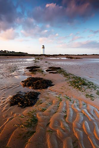 Southerness Lighthouse - UK Scenery
