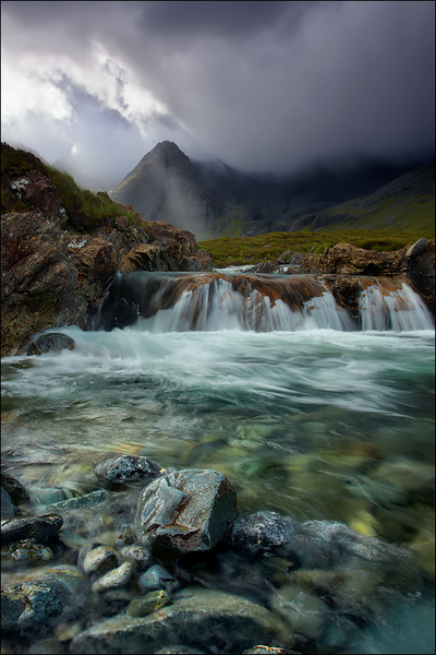 Glen Brittle, Isle of Skye - Isle of Skye