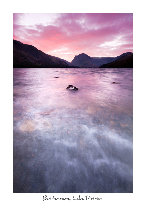 Buttermere, Lake District - UK Scenery
