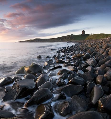 Embleton Beach, Northumberland - Northumberland