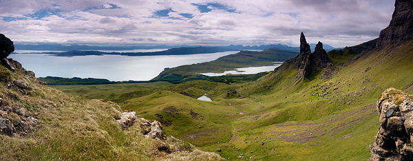 Old Man of Storr - Panoramas