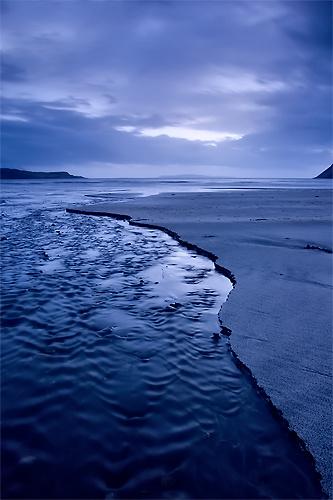 Evening Over Glen Brittle - Isle of Skye