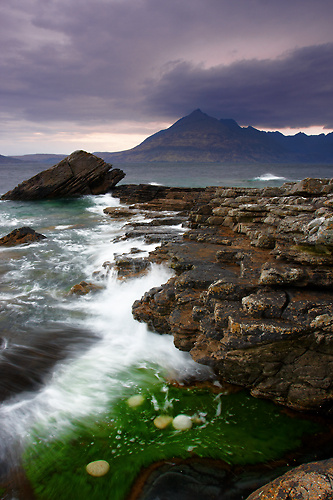 Splash of Colour, Isle of Skye - Isle of Skye
