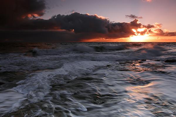 North Sea, Embleton - Northumberland