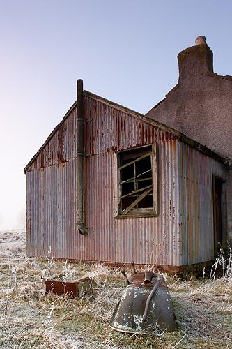 Derelict - UK Scenery