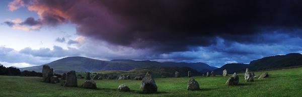 Castlerigg Stone Circle - Panoramas