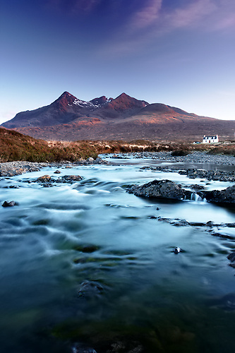 The Cuillins, Isle of Skye - Isle of Skye