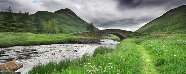 Highland Bridge - Panoramas