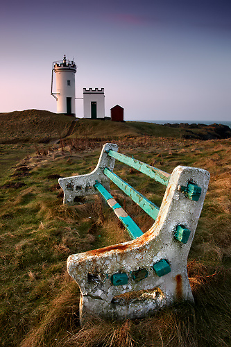 Elie Lighthouse - UK Scenery