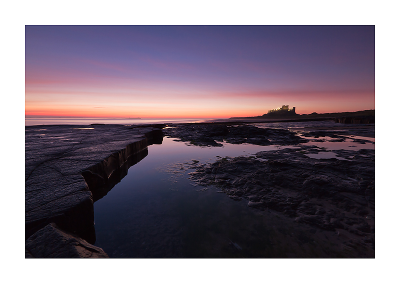 Seafront, Bamburgh - Northumberland