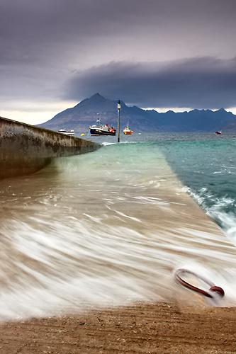Elgol Pier, Isle of Skye - Isle of Skye