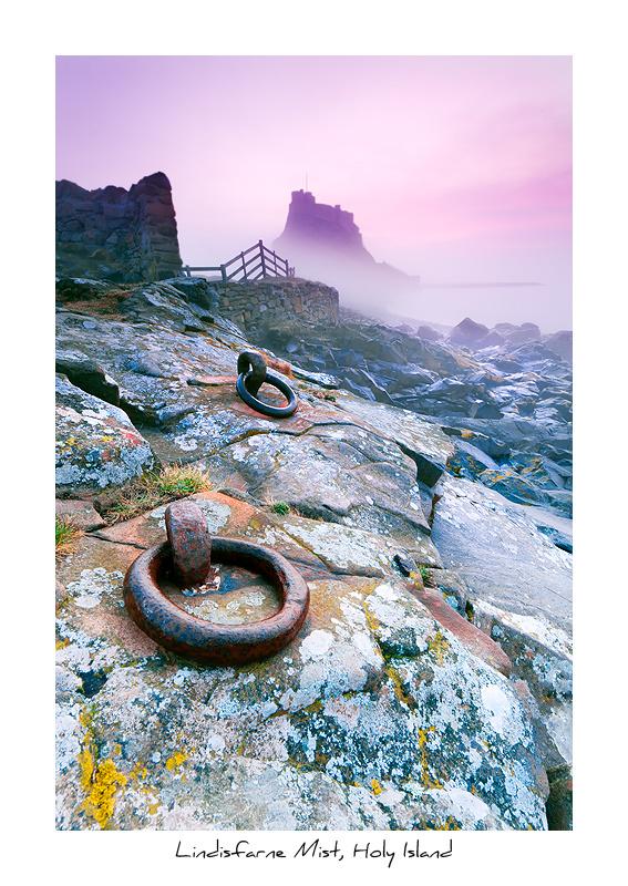 Lindisfarne Mist, Holy Island - Northumberland