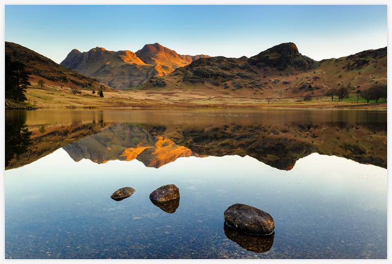 Blea Tarn Lake District | Landscape Photography