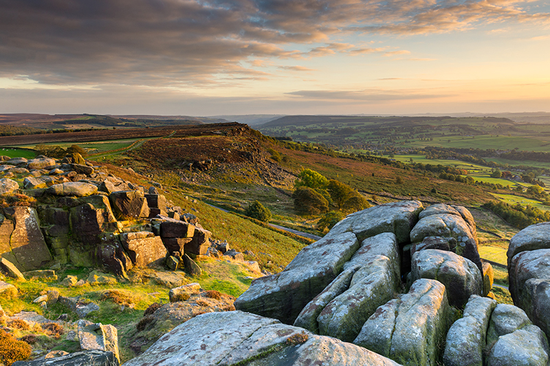 Curbar Edge, Peak District | Landscape Photography