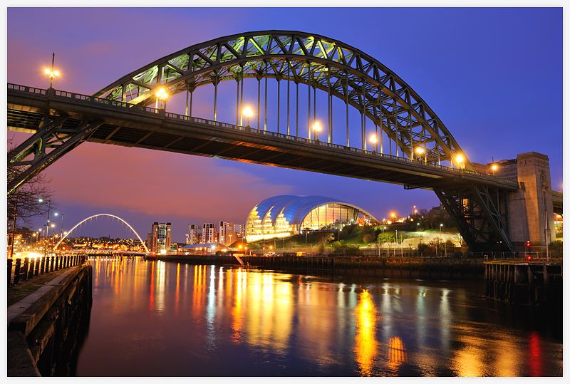 Newcastle-Upon-Tyne Photography | Cityscape Photography UK