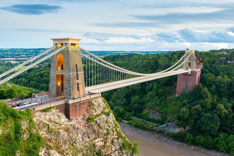 Clifton Suspension Bridge Bristol | Travel Photography