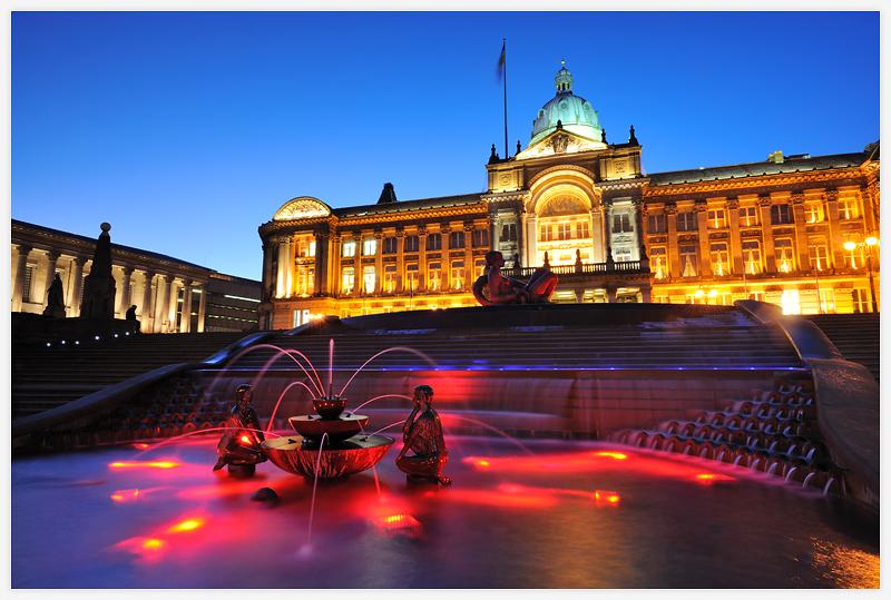 Birmingham Photography | Cityscape Photography UK