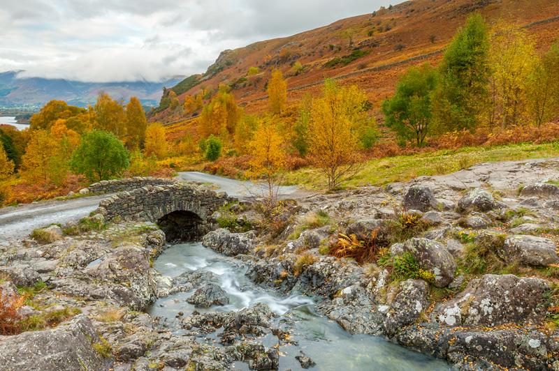 Ashness Bridge Lake District | Landscape Photography