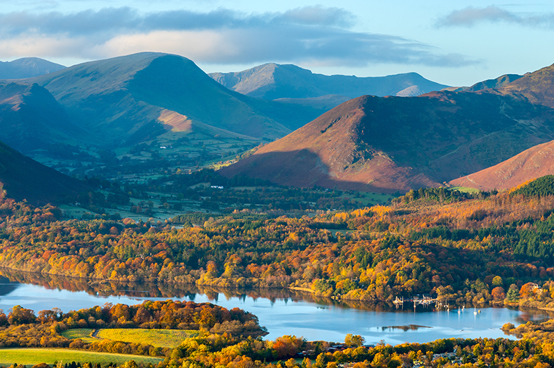 Derwent Water Lake District | Landscape Photography