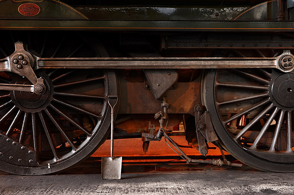 Grosmont Shed - Iron and Steam
