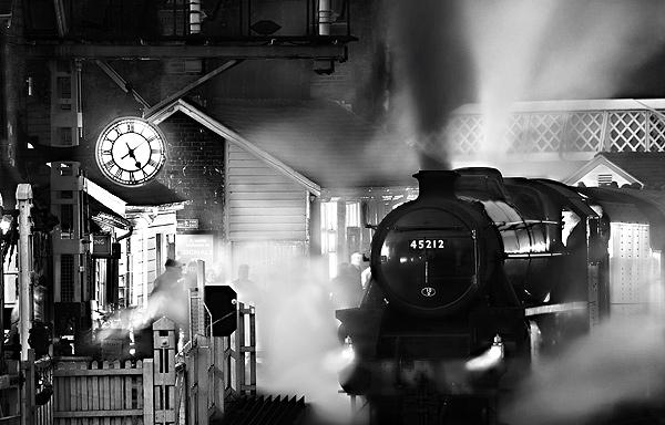 The Final Run - Iron and Steam