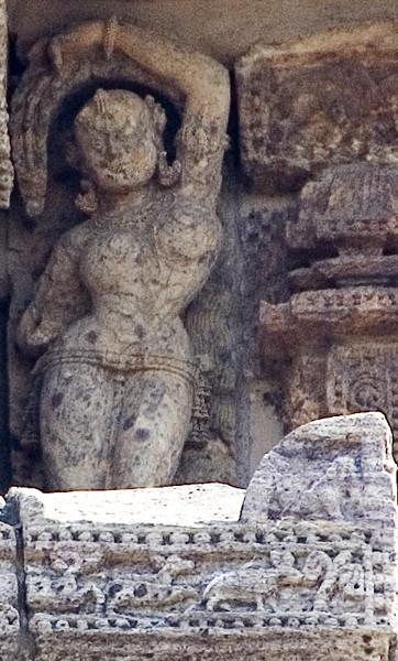 k3 378 - Konarak, Surya Deul