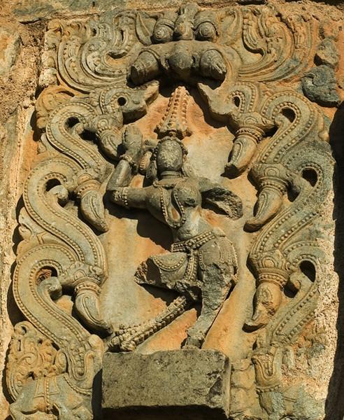sh 0127 - Haralhalli Karnataka, Somesvara