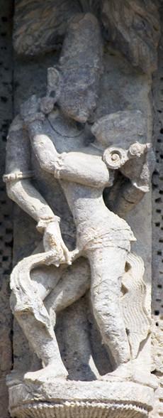 k2g2 427 - Konarak, Surya Deul