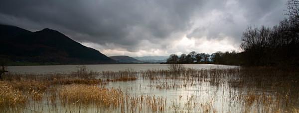 Bassenthwaite Lake - Panoramic