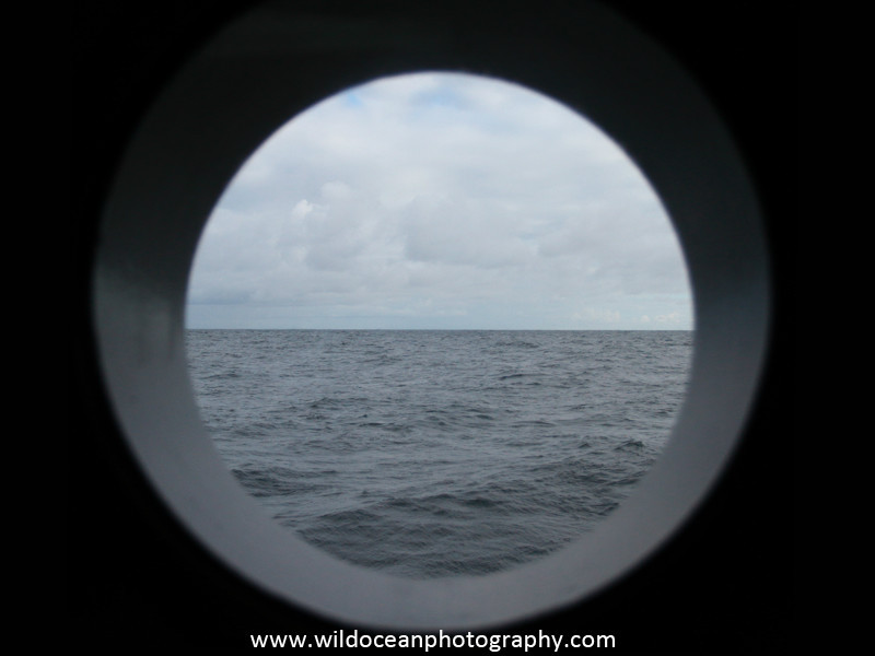 Day 6 - Days at Sea