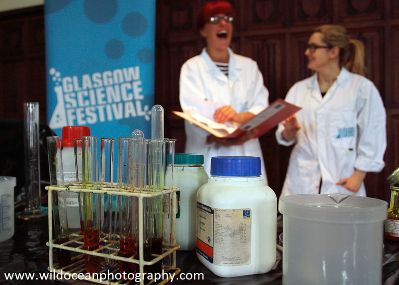 GSFSS-008: Panto Science - Weekend Events (GSF)