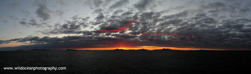 SCE003: Sunset over the Hebrides 1 - Seascapes