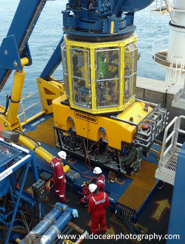 OSG010: ROV - Oil / Gas / Shipping