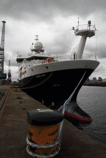 HSC010: RRS James Cook - Marine Science and Conservation