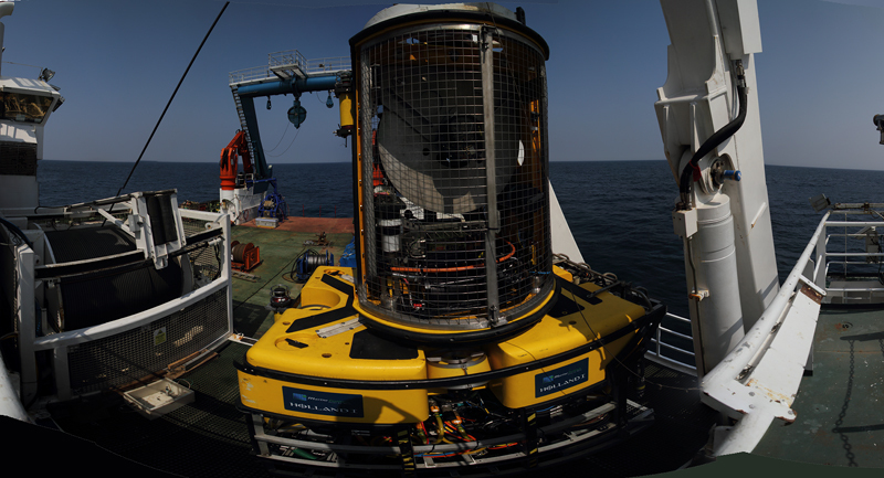 HSC027: ROV panorama - Marine Science and Conservation