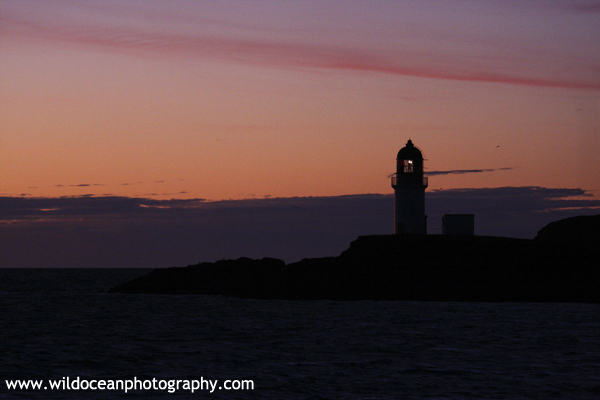 SCE010: Dawn Lighthouse - Seascapes