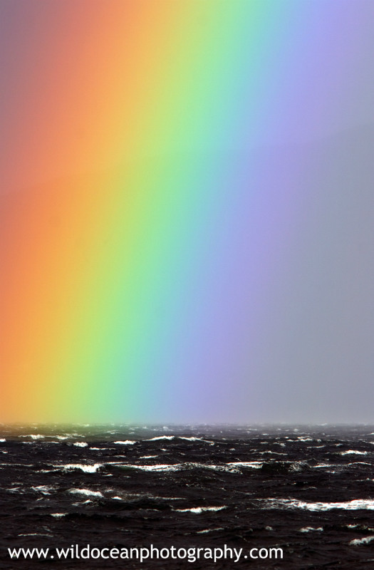 SCE008: Rainbow at Sea - Seascapes