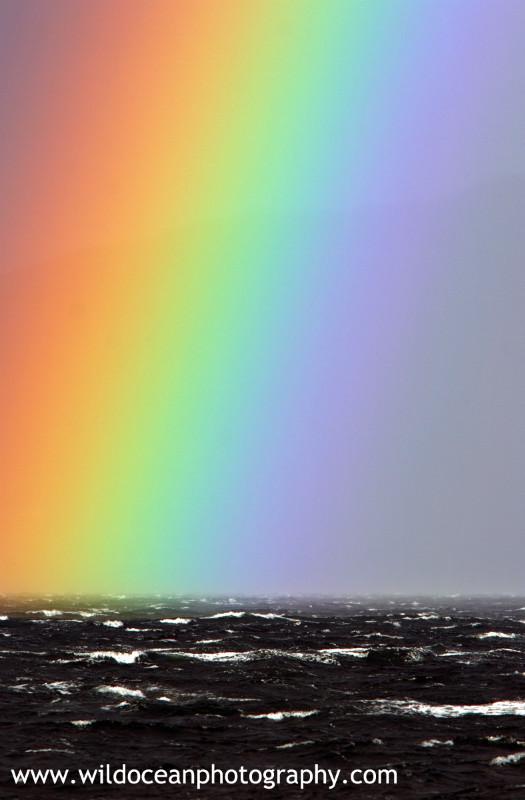 SCE008: Rainbow at Sea - Seascapes