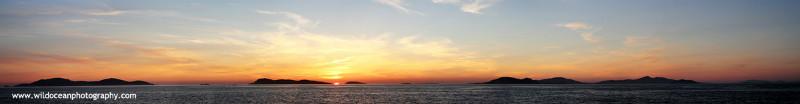 SCE007: Sunset over Hebrides - Seascapes
