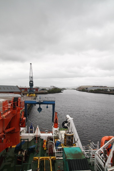 HSC011: River Clyde Docks - Marine Science and Conservation