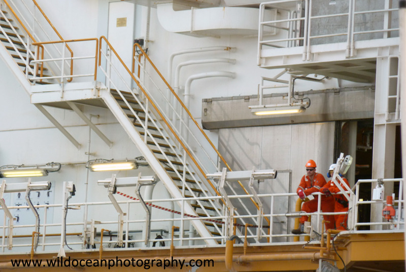 OSG008: Rig Workers - Oil / Gas / Shipping