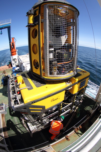 HSC014: Fisheye ROV - Marine Science and Conservation