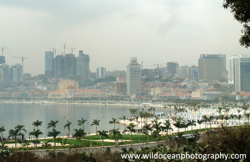 ANG003: Copacabana Strip - Angola (W. Africa)